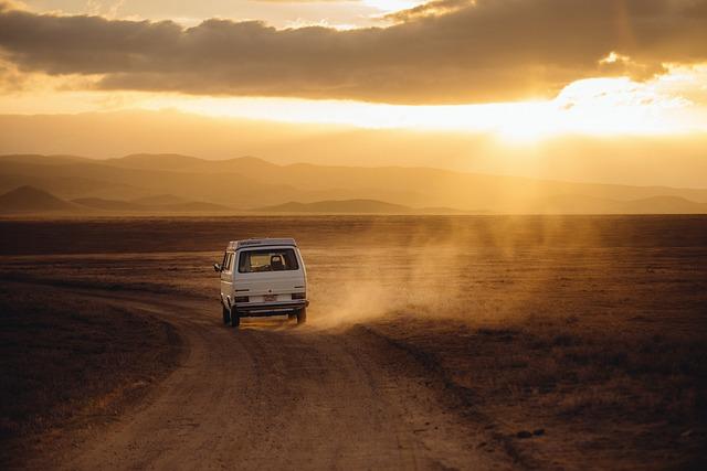 Wyjazdy między krajami czy musimy podróżować osobistym środkiem przewozu?